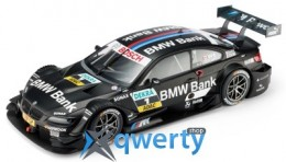 Модель BMW M3 DTM 2013 (E92) Black, Scale 1:18(80432327856)