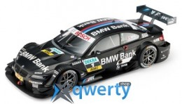 Модель BMW M3 DTM 2013 (E92) Black, Scale 1:43(80422351056)