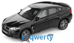 Модель BMW X6M (F86), Scale 1:18, Black Sapphire(80432364887)