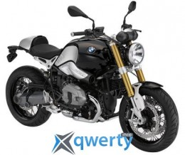 Модель мотоцикла BMW R NineT (K21), 1:10 scale, Black(80432357414)