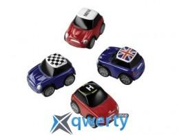 Набор моделей автомобиля Mini Funcar, Flag on the roof, Scale 1:100(80452357015)