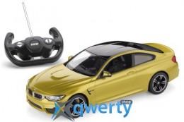 Радиоуправляемая модель BMW M4 Coupe RC, Austin Yellow(80442411559)