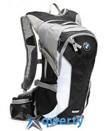 Велосипедный рюкзак BMW Bike Rucksack Grey/Black(80922295840)