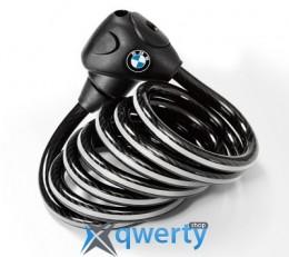 Велосипедный спиральный замок BMW(80920427707)