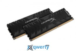DDR4-3333 16384MB PC4-26664 (Kit of 2x8192) HyperX Predator Black (HX433C16PB3K2/16)