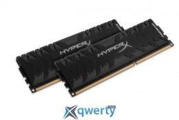 KINGSTON DDR3-2400 2X8GB HYPERX PREDATOR BLACK (HX324C11PB3K2/16)