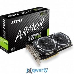 MSI GEFORCE GTX1080 8192MB ARMOR OC (GTX 1080 ARMOR 8G OC)