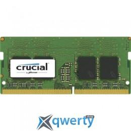 SODIMM DDR4 8GB 2400 MHZ MICRON (CT8G4SFS824A)