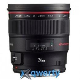 Canon EF 24mm f/1.4L II USM Официальная гарантия!!! купить в Одессе