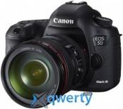 Canon EOS 5D MKIII + объектив 24-105 IS USM Официальная гарантия!!!