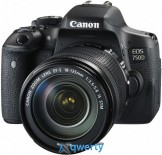 Canon EOS 750D + объектив 18-135 IS STM Официальная гарантия!!!