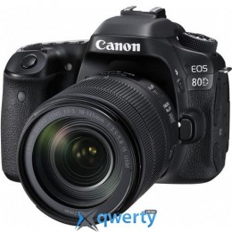 Canon EOS 80D + объектив 18-135 IS nano USM Официальная гарантия!!!