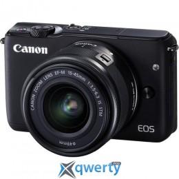 Canon EOS M10 + 15-45 IS STM Kit Black Официальная гарантия!!!