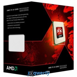 AMD FX-8350 4GHz/5200MHz/8MB (FD8350FRHKHBX) sAM3+ BOX