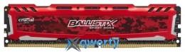 Crucial Ballistix Sport 1x16Gb DDR4 2400Mhz BLS16G4D240FSE