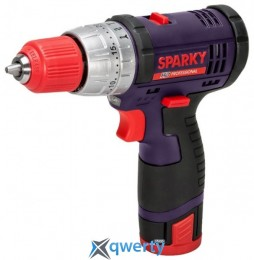 SPARKY BUR2 10.8Li-C HD