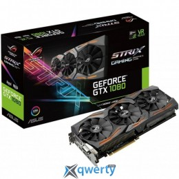 ASUS GEFORCE GTX1080 8192MB ROG STRIX GAMING A (STRIX-GTX1080-A8G-GAMING)