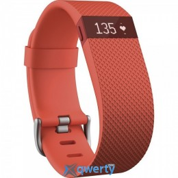 FITBIT Charge HR Small for Android/iOS Tangerine (FB405TAS)