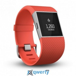 FITBIT Surge Small for Android/iOS Red (FB501TAS)