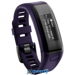 GARMIN vίvosmart HR, E EU, Purple, Regular (010-01955-13) купить в Одессе