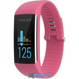 POLAR A360 for Android/iOS Pink size M (90057440)