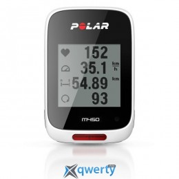 POLAR M450 + GPS&Barometer for Android/iOS White (90055538)