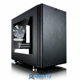 Fractal Design Define Nano S Window Black (FD-CA-DEF-NANO-S-BK-W)
