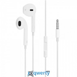 Apple Earphones with Remote and Mic MB770G/B