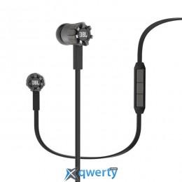JBL In-Ear Headphone Synchros S200 I Black (SYNIE200IBLK)