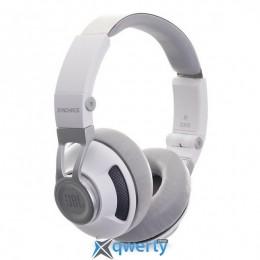 JBL On-Ear Headphone Synchros S300 I White/Silver (SYNOE300IWNS)