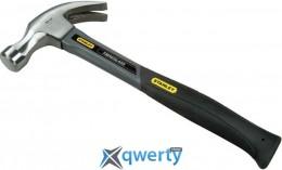 STANLEY Grey Fiberglass Curve Claw 1-51-529