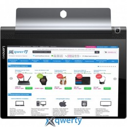 Lenovo Yoga Tablet 3-X50 WiFi 16GB Black (ZA0H0060UA)