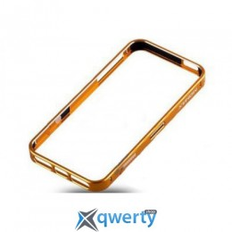 Momax Pro Frame for iPhone 5/5S, golden (PFAPIP5L)