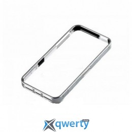 Momax Pro Frame for iPhone 5/5S, silver (PFAPIP5S)
