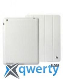 JisonCase Classic SmartiPad 4/3/2 (JS-IPD-06H00) White