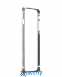 Momax Pro Frame for iPhone 6, silver (CFAPIP6S)