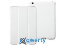 JISONCASE Executive Smart Case for iPad mini 1/2/3 White (JS-IDM-01H00)