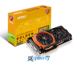 MSI PCI-Ex GeForce GTX 980 Ti GAMING 6G 6144MB GDDR5 (GTX 980 Ti GAMING 6G GOLDEN EDITION)