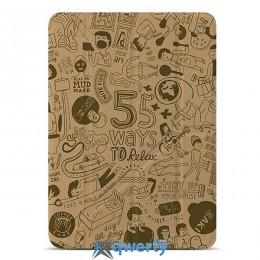 OZAKI O!coat-Relax 360° for iPad Air/iPad Air 2 Khaki (OC113KH*)