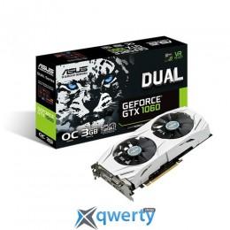 Asus PCI-Ex GeForce GTX 1060 Dual 3GB GDDR5(DUAL-GTX1060-O3G)