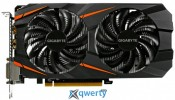 Gigabyte PCI-Ex GeForce GTX 1060 Windforce OC 6GB GDDR5(GV-N1060WF2OC-6GD)