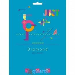 JUST Diamond Glass Protector 0.4mm for iPad mini 1/2/3 (JST-DMDGP-IPDM2)