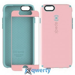 SPECK CandyShell Cell Phone Case with Face Plate for iPhone 6/iPhone 6S Pink (SPK-A3110)