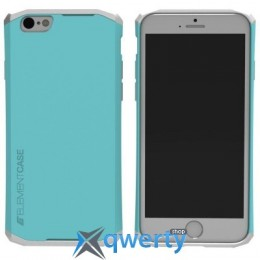Element Case Solace Turquoise/Silver for iPhone 6/6S (EMT-0020)