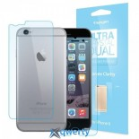 Spigen Screen Protector Steinheil Dual Ultra Crystal (Front Back) for iPhone 6/6S (SGP11586)