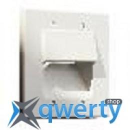 Панель для крепления и укладки кабеля на стене BRATECK CS01-2