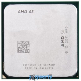 AMD A8 X4 6500B (Socket FM2) Tray with Fan (AD650BOKA44HL)