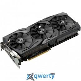 Asus PCI-Ex Radeon RX480 ROG Strix 8GB GDDR5 (256bit) (1310/8000) (DVI, 2 x HDMI, 2 x DisplayPort) (STRIX-RX480-O8G-GAMING)