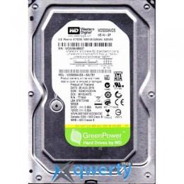 HDD SATA 500GB WD AV-GP 32MB (WD5000AVDS)