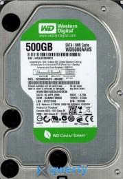 HDD SATA 500GB WD Caviar Green 8MB (WD5000AAVS)